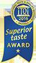 Nuestro pulpo envasado al vacío fue premiado en los Superior Taste Awards 2016.