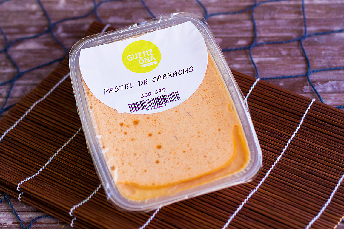 Pastel Cabracho