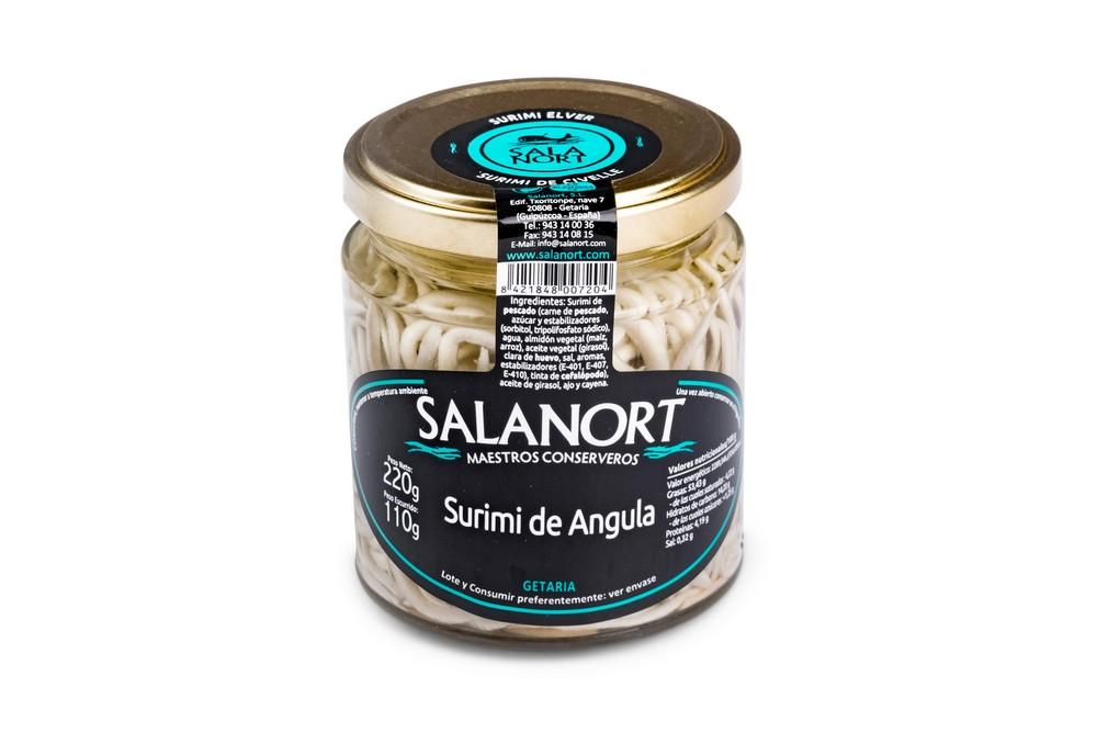 Surimi de angula Salanort 220 gr.