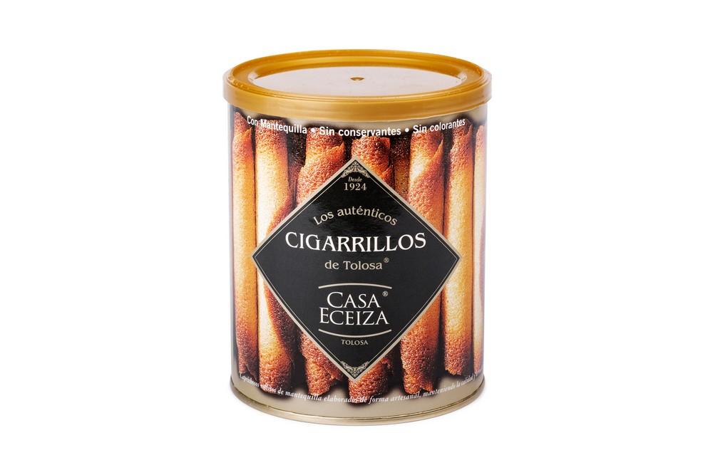 Cigarrillos de Tolosa Casa Eceiza