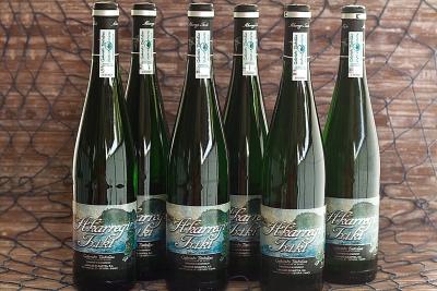 Lote 6 botellas Txakoli Akarregi Txiki