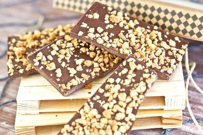 Chocolate de Almendras JA 100grs.