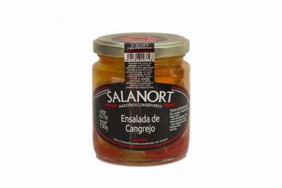 Ensalada de cangrejo Salanort 220 gr.
