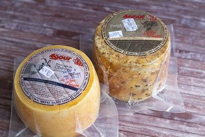 Lote quesos Agour