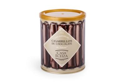 Cigarrillos de chocolate Casa Eceiza
