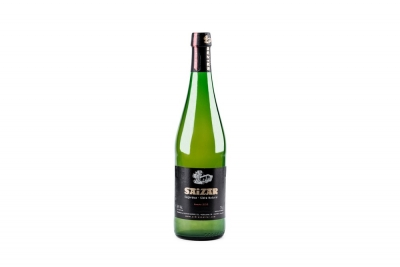Sidra natural Saizar 75 cl.