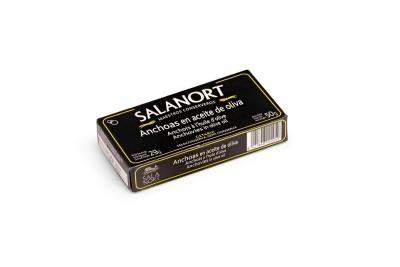 Anchoas del Cantábrico Salanort 50 gr.